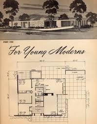 Mid Century Modern House Plan Mcm House Plan Architecture U0026 Fittings Modernist Brutalist