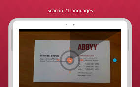 Scan Business Cards Android Amazon Com Business Card Reader Pro Appstore For Android