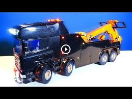 rc adventures unveiling custom recovery u0026 tow truck 8x8