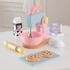 pastel baking set by kidkraft romantic flair original