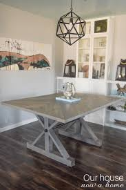 how to make a dining room table the modern take on the classic a coastal dining with diy farmhouse table