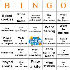 wedding words for bingo back to school bingo cards