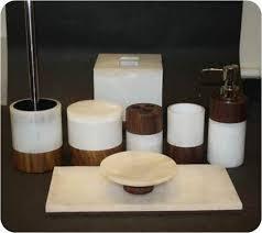 plain bathroom accessories marble white to design ideas