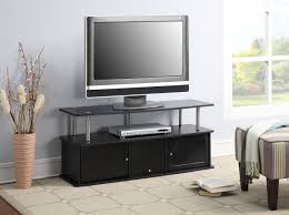 Living Room Furniture For Tv Amazon Com Convenience Concepts Designs2go Tv Stand With 3