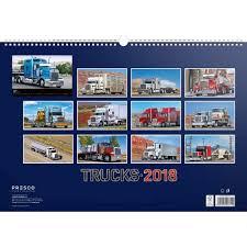 kenworth calendar 2017 trucks 2018 poster calendar 8595054247140 calendars com