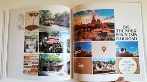 travel photo album 4x6 a disney universal vacation a printed album sahlin studio