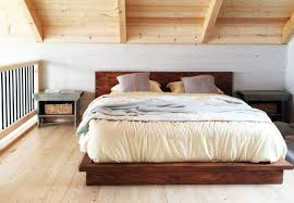 How To Make A Wooden Bed Frame With Drawers Diy Queen Bed Frame With Storage King Size Underneath Easy Plans
