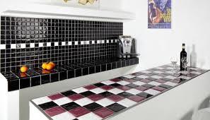 carrelage cuisine 10x10 carrelages mosaïques et galets cuisine mural conic beige brillo