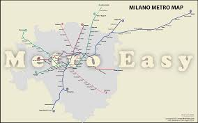 Brescia Italy Map by Milan Metro U2014 Map Lines Route Hours Tickets