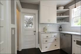 amazing kitchen cabinets refacing design made from light brown
