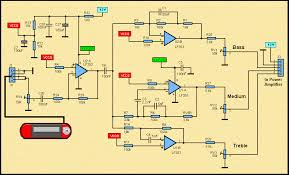 schematic wiring diagram mp3 car lifier schematic circuits 150w