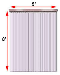 Walk In Cooler Curtains Industrial Plastic Strip Curtains U0026 Doors Pvc Vinyl Cisco Eagle