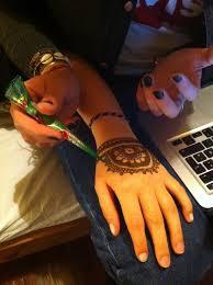 henna tattoo selber machen so geht u0027s