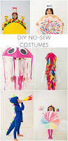 Playful Diy No Sew Halloween Costumes For Kids Cute Halloween
