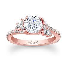 gold diamond rings barkev s gold engagement ring 7908lp