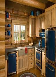 Log Cabin Kitchen Ideas Kitchens Simple Rustic Kitchens Rustic Small Kitchen Best 25