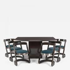 willy rizzo amazing willy rizzo for mario sabot dining set