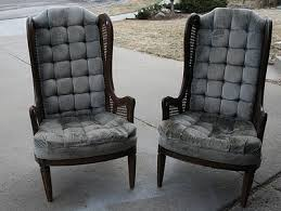 Reupholster Armchair Cost Design Dump The True Potential Cost Of My Vintage Chairs