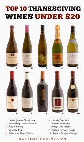 top 10 thanksgiving wines 20 to pair with
