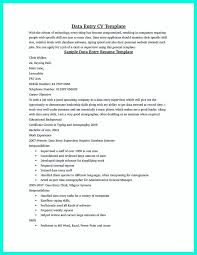 Data Entry Resume 2695 Best Resume Sample Template And Format Images On Pinterest