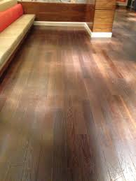 Wood Laminate Floor Polish Wooden Floor Cleaning In A Hotel Lobby