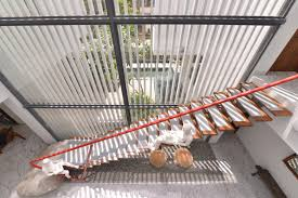 gallery of courtyard house abin design studio 8