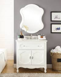 Cottage Style Bathroom Cabinets by 34 U201d Benton Collection Victorian Cottage Style Knoxville Bathroom