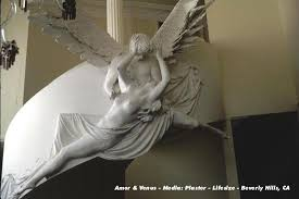 Angel Sculptures Feather Winged Angel Statues For Wall And Nook