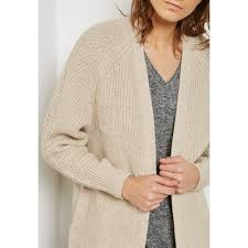 cable knit sweater womens longline cable knit sweater beige s cardigans