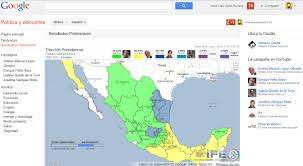Mexican Map Mexican Experience Of E Voting Diplo Internet Governance Community