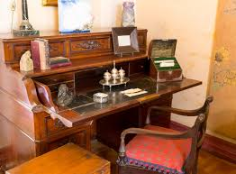 Vintage Office Desk Impressive Antique Home Office With Vintage Desks Ippio