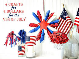 fourth of july decorations fourth of july décor on a budget at the picket fence