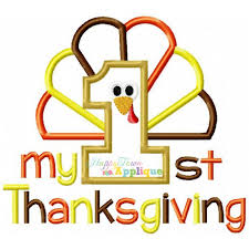 my thanksgiving applique design
