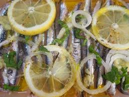 cuisiner l ail anchois marinés au gingembre et à l ail recette par cuisiner en paix