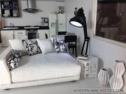 Cb2 Uno Sofa Modern Mini Houses
