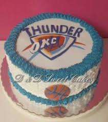 james harden okc thunder cake by jy my cakes pinterest