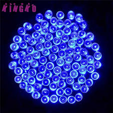 kingko outdoor lighting string 20 4 m 200 led solar ls string