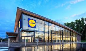 lidl siege social triangle s lidl grocery store opens in forest wncn