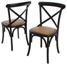 Dining Room Sets Los Angeles Folkner Cross Back Dining Chair Modern Dining Room Los