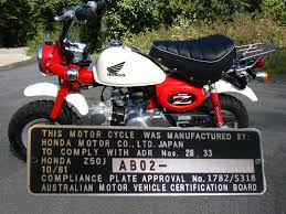 1981 honda motorcycle vin number sugakiya motor