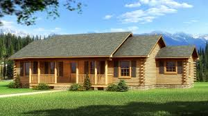 cabin homes plans 1 story cabin house plans elegant single story log cabin homes