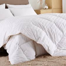 amazon com puredown comforter goose down comforter 600 fill power