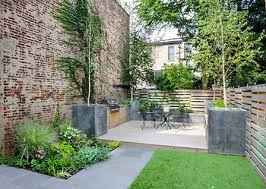 outside space landscape and garden design projects
