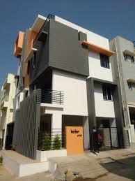 mr baiju u0027s 25 x 40 3bhk house architects in bangalore