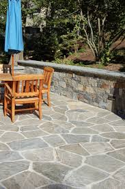 Flagstone Patio Cost Per Square Foot by 23 Best Flagstone Images On Pinterest Backyard Ideas Flagstone