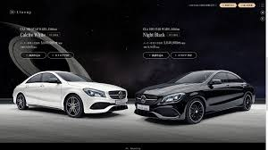 mercedes headlights at night mercedes benz cla gets star wars themed special edition in japan