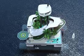 migaloo kokomo ailand floating artificial luxury island migaloo kokomo aisland