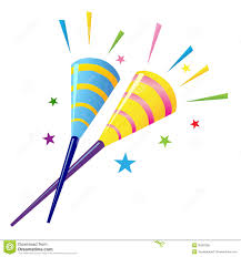 new years party blowers party horn royalty free stock photo image 35587295