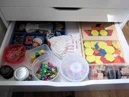 kids crafts storage