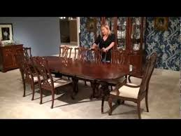 American Drew Cherry Grove Dining Room Set Cherry Grove Rounded Rectangular Pedestal Dining Table By